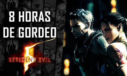 8 Horas de Gordeo – Resident Evil 5 Modo Mercenarios
