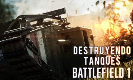 Casul-Stream: Destruyendo tanques en Battlefield 1