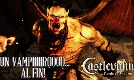 Casul-Stream: Castlevania: Lords of Shadow – ¡Un Vampiiiirooooo… al fin!