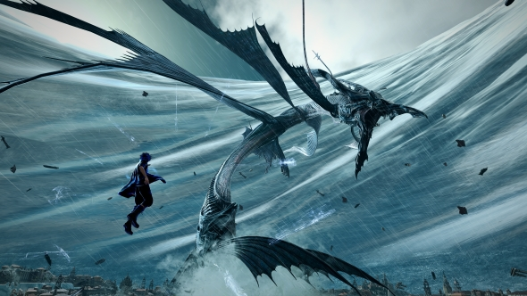 Final Fantasy XV llegará a la PC en el 2018