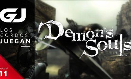 Los Gordos Juegan: Demon's Souls – Parte 11