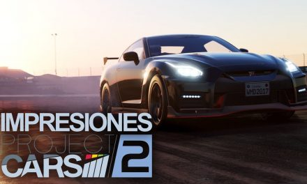 Impresiones Project CARS 2