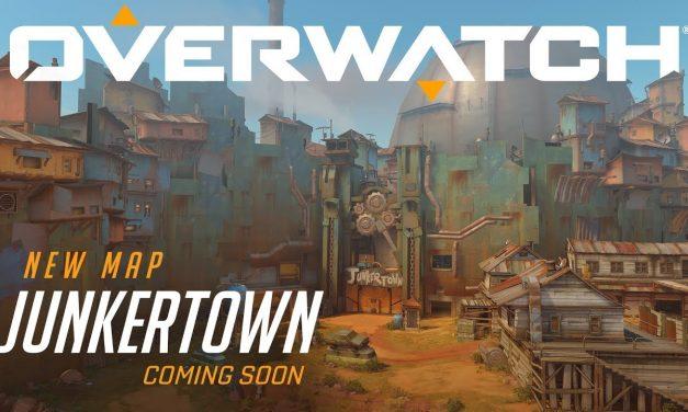 Blizzard presenta Junkertown, el nuevo mapa de Overwatch