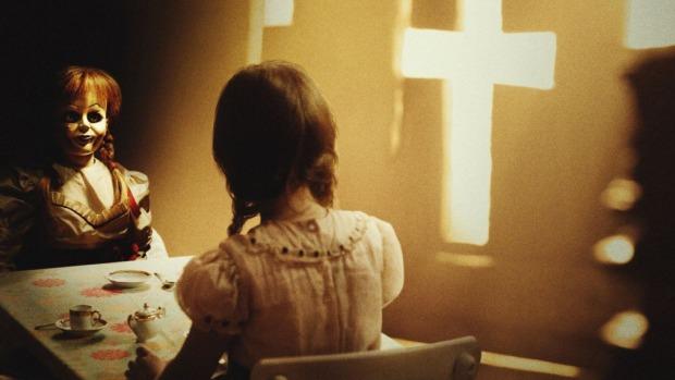 Cine 188: Annabelle 2: La Creación