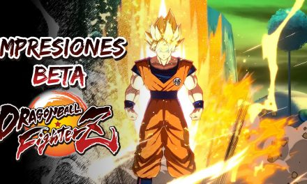 Impresiones Beta Dragon Ball FighterZ