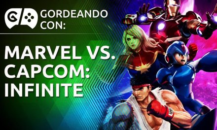 Gordeando con: Marvel vs. Capcom: Infinite