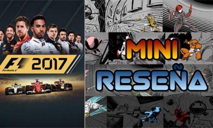 Mini-Reseña F1 2017
