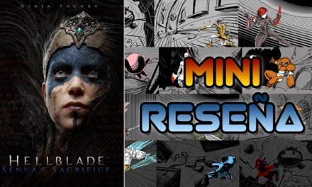 Mini-Reseña Hellblade: Senua's Sacrifice