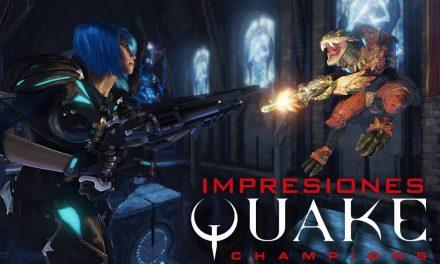 Impresiones Quake Champions