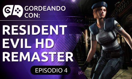 Gordeando con: Resident Evil HD Remaster – Parte 4