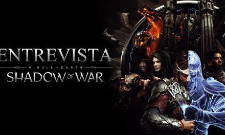 Entrevista Middle-Earth: Shadow of War
