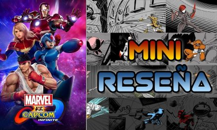 Mini-Reseña Marvel vs. Capcom Infinite