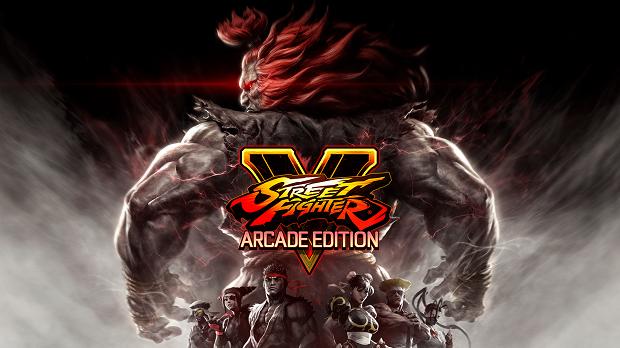 Tendremos Arcade Edition de Street Fighter V en el 2018