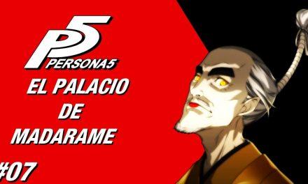 Casul-Stream: Serie Persona 5 #7 – El Palacio de Madarame
