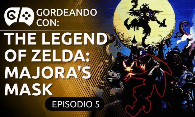 Gordeando con: The Legend of Zelda: Majora's Mask – Parte 5