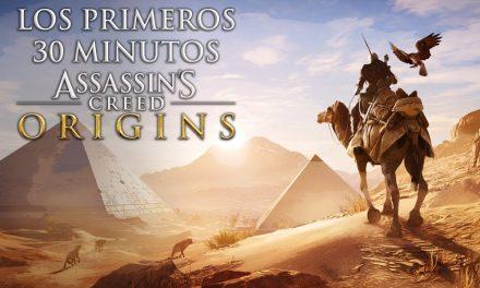 Casul-Stream: Los Primeros 30 minutos de Assassin's Creed: Origins