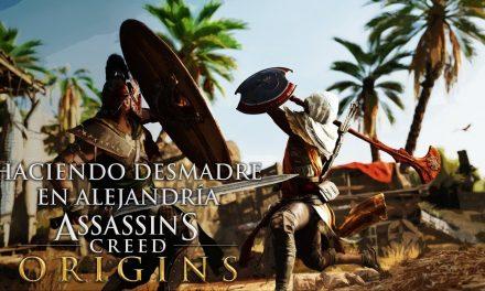 Casul-Stream: Haciendo desmadre en Alejandría – Assassin's Creed: Origins