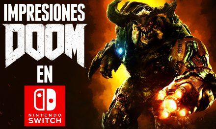 Impresiones Doom en Nintendo Switch