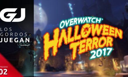 Los Gordos Juegan: Overwatch Halloween Terror 2017 – Parte 2