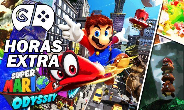 Horas Extra – Super Mario Odyssey