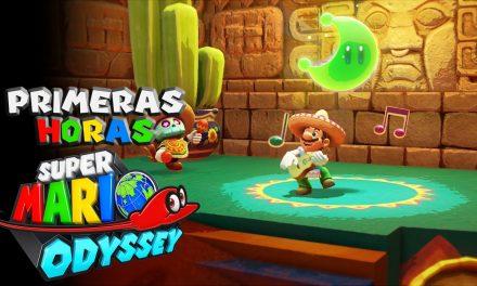 Casul-Stream: Primeras Horas de Super Mario Odyssey