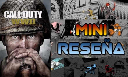 Mini-Reseña Call of Duty: WWII