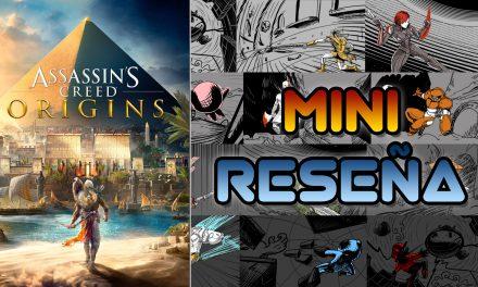 Mini-Reseña Assassin's Creed Origins