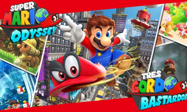Reseña Super Mario Odyssey