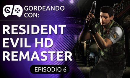 Gordeando con: Resident Evil HD Remaster – Parte 6