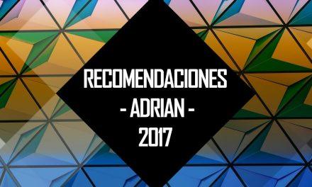 Los Juegos Preferidos de Adrián de 2017