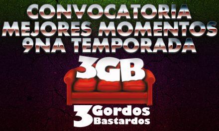 Convocatoria: Top 10 Mejores Momentos – Temporada 9