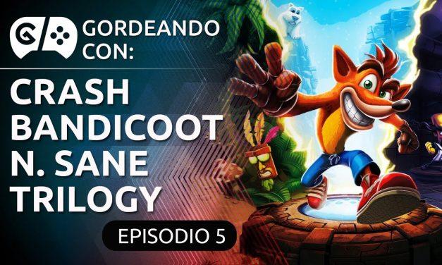 Gordeando con: Crash Bandicoot: N. Sane Trilogy – Parte 5