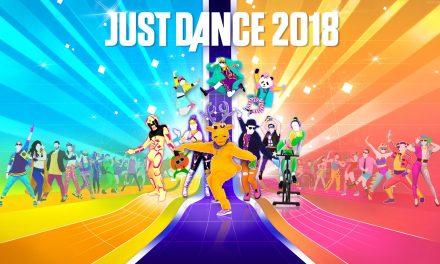 Reseña Just Dance 2018