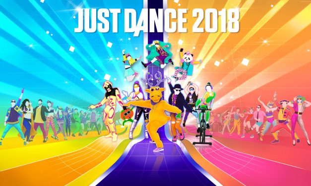 Reseña Just Dance 2018