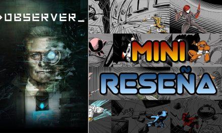 Mini-Reseña Observer