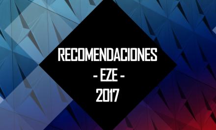 Los Juegos Preferidos de Eze de 2017