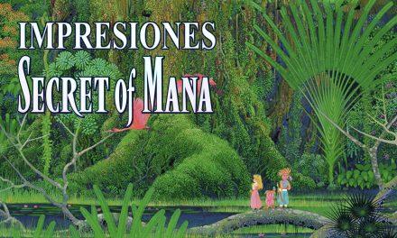 Impresiones Secret of Mana