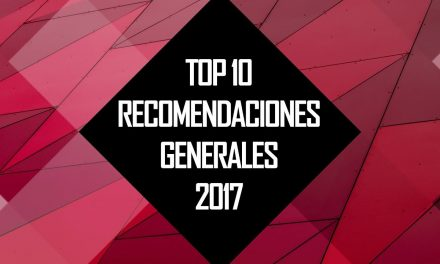 Top 10: Nuestros Juegos Preferidos del 2017