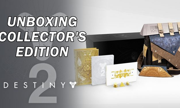 Unboxing: Destiny 2 Collector's Edition