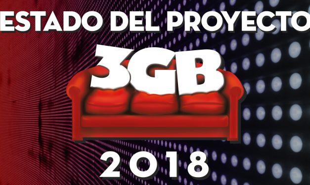 El Estado de 3GB en el 2018