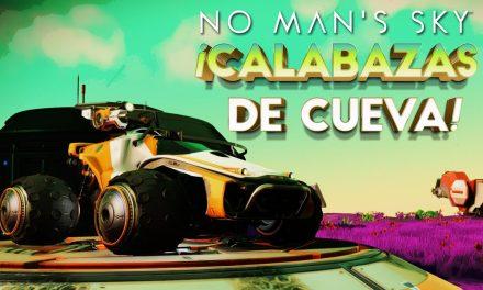 Casul-Stream: No Man's Sky #04 – ¡Calabazas de Cueva!