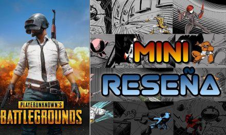 Mini-Reseña Playerunknown's Battlegrounds