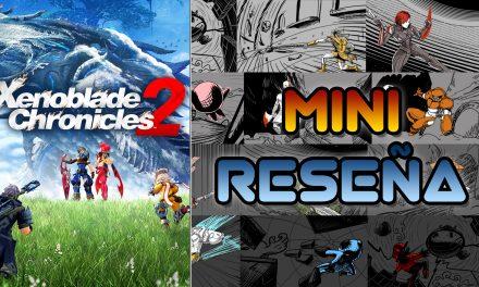 Mini-Reseña Xenoblade Chronicles 2