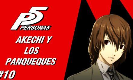 Casul-Stream: Serie Persona 5 #10 – Akechi y los Panqueques