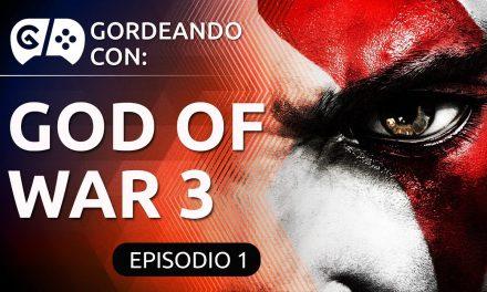 Gordeando con: God of War III – Parte 1