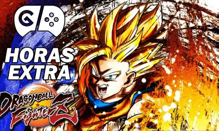 Horas Extra – Dragon Ball FighterZ