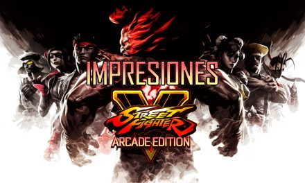 Impresiones Street Fighter V Arcade Edition