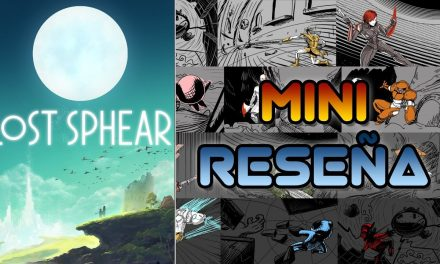 Mini-Reseña Lost Sphear