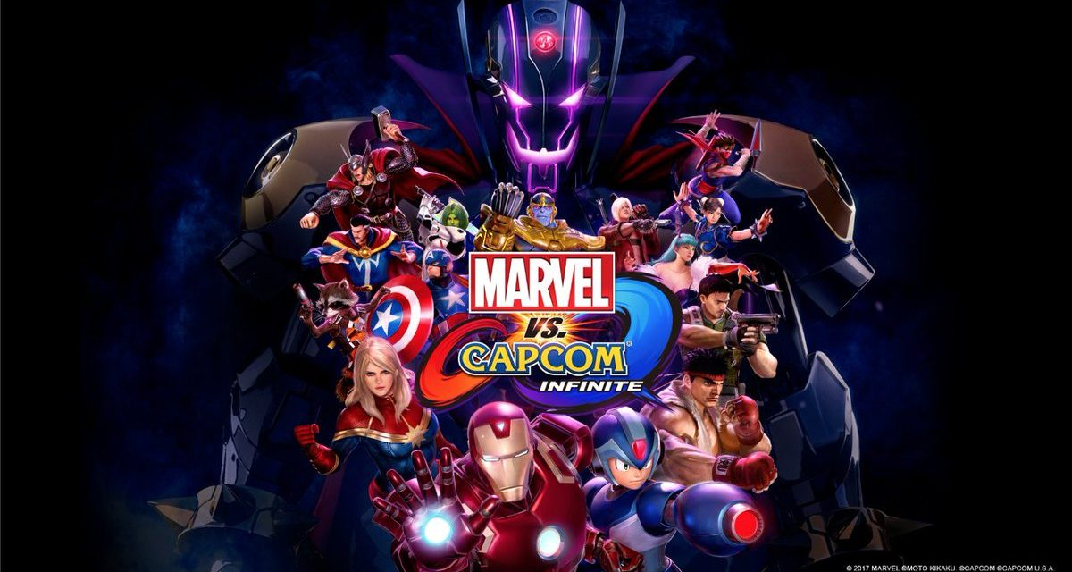 La vida después del Podcast: Episodio 291, Marvel vs Capcom Infinite… Welcome to Die!!!