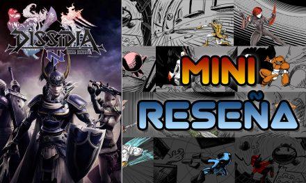 Mini-Reseña Dissidia Final Fantasy NT